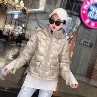 New Winter Women' s Jacket Bright Colors Woman Coat Coll...