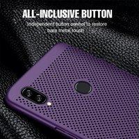 Heat Dissipation Case For Huawei P10 P20 P30 Lite Plus Mate 10 20 Lite P8 P9 lite P Smart 2020 Nova 3 3i Cooling Phone Cover