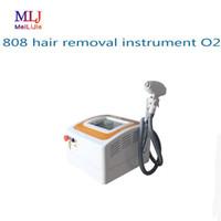 Yeni ürün Lazer sıcak satış taşınabilir 808nm diyot lazer epilasyon makinesi / epilasyon ekipman Ürün