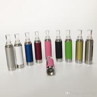 MT3 Zerstäuber 1,8ml Kapazitätsspule austauschbarer Verdampfer elektronischer Zigarettenzerstäuber Umbaubare Spule für Twist Evod Batterie Ego Batterie