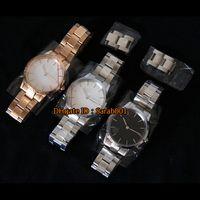 Лучшая версия 36мм женщин Роскошные дизайнерские часы Мужские часы из нержавеющей стали Relojes де Lujo пункт Hombre 2019 Новый дизайн