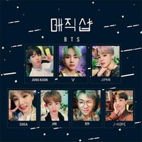 BTS 2019 5th Muster Polaroid Photocard Bangtan Boys Photo Ca...