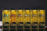 Hohe Qualität usb schnelle Ladekabel Typ C Draht 1 MT 2 MT 3 MT Stoff Nylon Geflochtene Micro USB Kabel für Samsung 100 Stücke