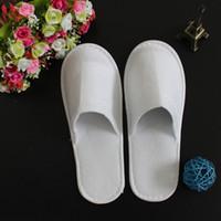 150pair unisex one-time arranhões chinelos descartáveis casa sapato interior sandálias brancas Hotel babouche portáteis curso