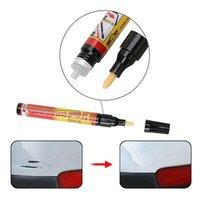 Protable Car Scratch Repair Pen Magic Fix Limpar Car Scratch Filler Pen Clear Coat Aplicador Ferramenta Para arranhões leves HHAA65