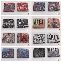Apex Legends Cosplay Wallet 25styles 3D Print With Card Hold...