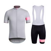 RAPHA equipe Ciclismo Mangas Curtas jersey bermudão define 2019 Verão Mtb Roupas Mens Bicicleta Maillot Ciclismo Sportswear U40109