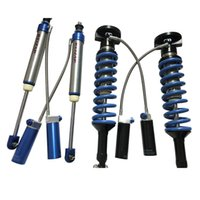 Nitrogen 4x4 shock absorber compression adjustable 4x4 shock...