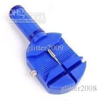 herramientas de relojes reloj ajustar la reparación del regulador de la cadena del reloj y eliminar el pin de enlace de la banda del reloj ajustar los relojes