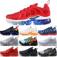 2019 TN Plus Men Running Shoes EE. UU. Juego Royal Photo Blus Tropical Sunset Wolf Gris Diseñador Zapatos Zapatillas de deporte Zapatillas de deporte 36-45