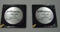 PW106B-10L genuíno chip LCD, chip integrado, circuito integrado de embalagem BGA IC, chip de placa de unidade LCD, uma série de integração IC