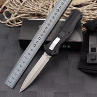 Скамья BM 3300 сделала 3310 автоматический нож из переднего двойного действия Auto D2 копья точка простой тактический EDC нож выживания 3310BK инструменты