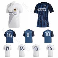 2020 FC La Los Angeles Galaxy Soccer 8 Gerrard Jersey 10 Donovan 11 Zardes 13 Jones 23 Beckham 7 Keane Football Shirt Kits
