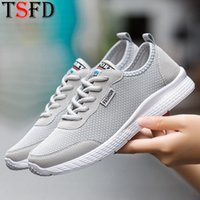 Walking Man Shoes Air Mesh Sport Sneakers Ultralight Running...