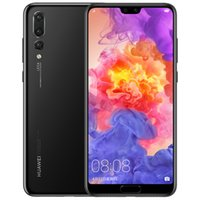 Original Huawei P20 Pro 4G LTE-Handy 6 GB RAM 64 GB 128 GB ROM Kirin 970 Octa-Core Android 6.1 Zoll 40MP NFC Face ID Smart Mobile Phone