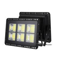 100W 200W 300W 400W 500W COB LED Taşkın Işık Su geçirmez AC110V 220V LED projektör Projektör Reflektör Lambası Açık Spotlight