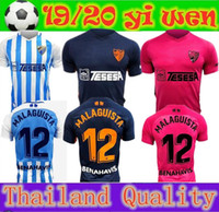 malaga 19 20 Málaga soccer jerseys 2019 2020 home away #21 N...