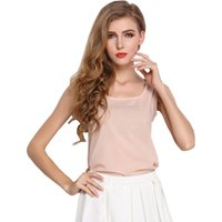 Women Blouse Candy Colored Solid Color Cheap Plus Size Chiff...