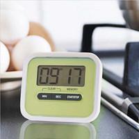 المطبخ المنبه شاشة LCD الموقت الرقمية المطبخ الموقت المطبخ الطبخ الإلكترونية مؤقتات الطلاب أدوات تذكير توقيت BH3167 TQQ