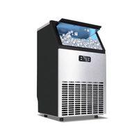 Beijamei gelo fazendo máquina Commercial Cube Ice Maker automático fabricantes de gelo elétrico para bar de café