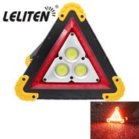 9000 Lumen Multifonctionnel portable Entretien des véhicules Lampe d'avertissement en plein air Camping Éclairage Lanternes portables