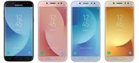 Original Samsung Galaxy J5 Pro Telefone Octa Núcleo 16GB ROM 13MP Única Sim 4G LTE Recuperado Desbloqueado celular 2017 J530F 5,2 polegadas