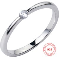 New Model Fashion good quality 925 sterling silver ring CZ S...