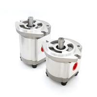 Lega di alluminio idraulico pompa dell'olio HGP-3A-F2R HGP-3A-F4R HGP-3A-F6R HGP-3A-F8R HGP-3A-F13R HGP-3A-F19R alta pressione ingranaggio pump20Mpa