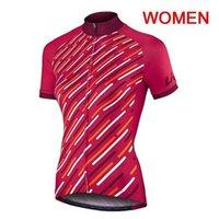 LIV equipo ciclismo manga corta jersey verano de manga corta de manga corta, secado rápido transpirable, a prueba de viento, a prueba de viento, ropa de bicicleta 72907