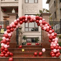 bow arch Balloon arch pole Wedding decorations Event party s...