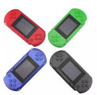 Anımsama Mini Taşınabilir PXP3 (16Bit) PVP (8Bit) Oyun Konsolu Video TV-Out Oyun İnce İstasyonu Oyun Konsolu Oyuncu Çocuk Noel İyi Hediye