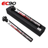 2017 Sonder neu kommen EC90 3k MTB Fahrrad-Sattelstütze Doppelnagel Rennrad Sattelstütze Carbonfaser-Fahrradsattelstütze Fahrradteil