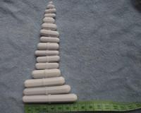 Yüksek kaliteli PTFE manyetik karıştırıcı TypeB (5 * 10,5 * 15,7.5 * 15,8 * 20,8 * 25,8 * 28,7 * 30,8 * 30,9 * 35,7 * 34) 20 adet / pack Freeshipping