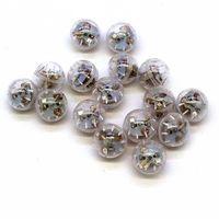 Batterie Alimenté Mini LED Light Ball Glowing Light Baller Filler Party Faveur Jouet vente chaude 0 32 mw UU
