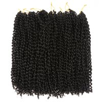 Passion Twist Hair 18inches 7 Packes Bohemian Passion Twist ...