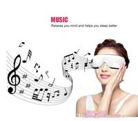 New Electric Air Pressure Massaggiatore per occhi con funzioni musicali Vibrazione wireless Spedizione gratuita DHL