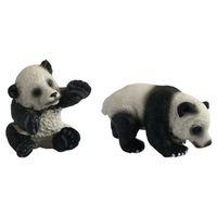 GEEK KING Моделирование лес Животный мир Зоопарк модель животных игрушки Фигурку Игрушка Моделирование Животное Прекрасная игрушка из ПВХ для детей
