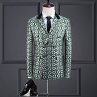 Stylish Mens Suits Double Breasted Design Fine Stylish Quali...