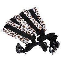 Nylon Decke Sex schwingen Möbel Hilfe Penetration Position guter Helfer Leoparddruck Spiele für Erwachsene Spielwaren für Frauen BX1108C-jd