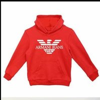Boys and Girls 100% Cotton Hoodie Brand Fashion Letter B Hoo...