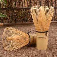 일본 차 세트 행사 대나무 말차 커피 녹차 브러쉬 실용 분말 거품기 80 100 Chasen 차 도구 핫 판매