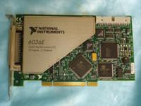 100% тестированные работы идеально подходят для NI PCI-6036E