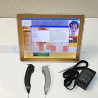 뜨거운 판매 USB 피부 분석기 분석 스캐너 얼굴 수분 물 기름 진단 테스터 LCD 디스플레이 홈 살롱 스파에 얼굴 아름다움 장비