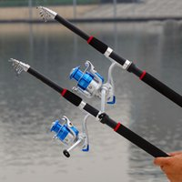 1 Set 2. 1 to 3. 7M Fishing Rod with String Line Hooks Float F...