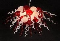 China de fábrica barato mini lámpara de rojo y blanco Niza diseño de ahorro de energía llevada moderna luz decorativa