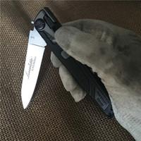 2019 İtalyan Mafya AK Otomatik Taktik Katlama Bıçak Çift Eylem Av Cep MT Koleksiyonu bıçaklar