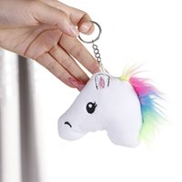 New On , 3Colors - Kawaii NEW Small 7CM Unicorn Plush Stuffe...