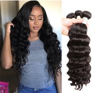 Viya Malaysian 9A Прическа для свободных вьющихся волос машины двойной уток плетение пучки реальные человеческие наращивания волос могут быть окрашены мягкими и гладкими