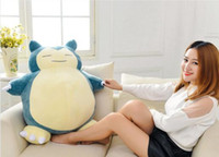 Stuffed Animals Squirtle Plush Dolls 19. 7inch Cute Snorlax P...