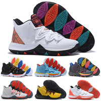 2019 New 5 V Friends Area 72 UFO Duke Oreo BHM ROKIT Basketb...
